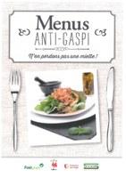 Livre de cuisine anti-gaspillage