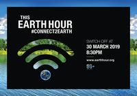 Earth Hour 2019 - samedi 30 mars