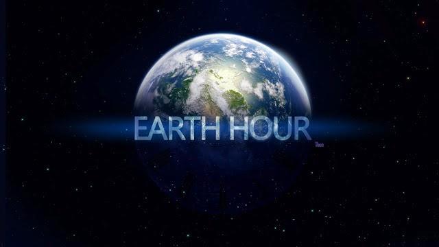 Earth Hour 27 mars 2021