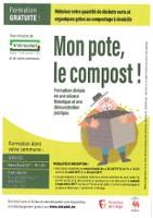 Intradel organise prochainement une formation gratuite relative au compostage à domicile