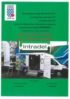 Présence du Camion INTRADEL à OTHEE- jeudi 27 juin 2019