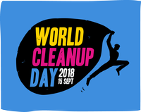 World Cleaning Day - 15 septembre 2018