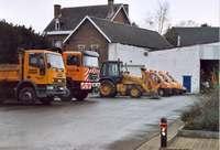 camion des travaux